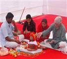 Nucleus Software Bhoomi Pujan